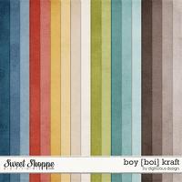 Boy Kraft by Digilicious Design