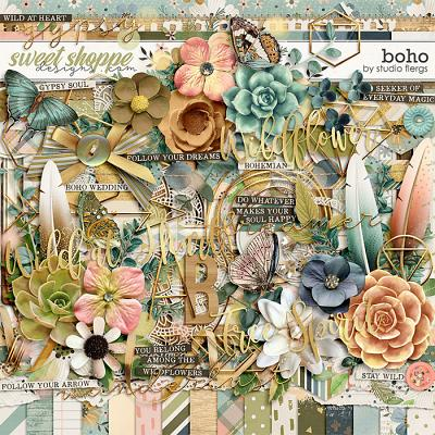 Boho by Studio Flergs