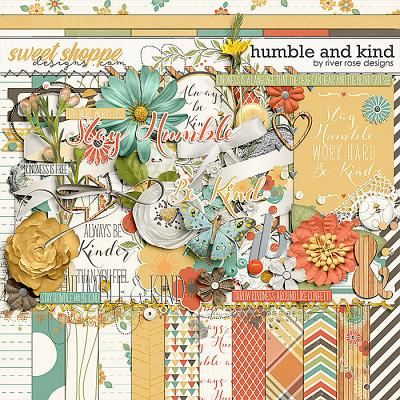 Humble and Kind by River Rose Designs