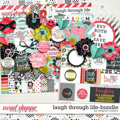 Laugh Through Life-Bundle by Meghan Mullens