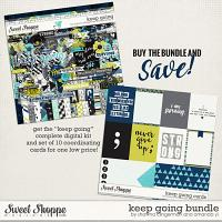 Keep Going : Bundle by Shawna Clingerman & Amanda Yi