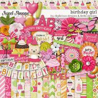 Birthday Girl Kit by Digilicious Design & Lliella Designs