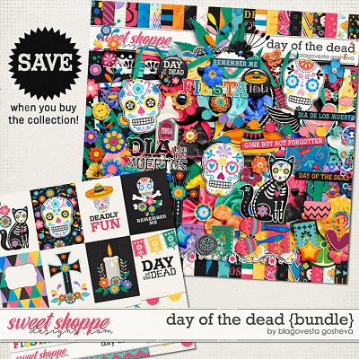 Day of the dead {bundle} by Blagovesta Gosheva