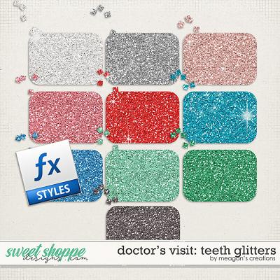 Doctor's Visit: Teeth Glitters by Meagan's Creations
