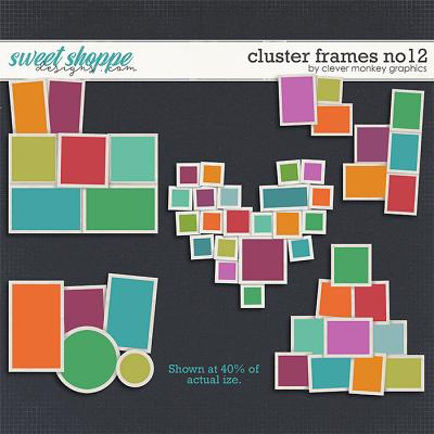 Cluster Frames No12 by Clever Monkey Graphics