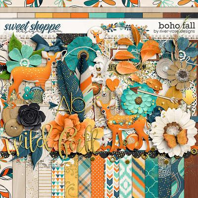 Boho Fall Kit by River Rose Designs