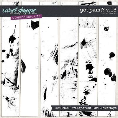Got Paint? v.15 by Erica Zane