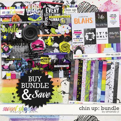 Chin Up - Bundle by Amanda Yi