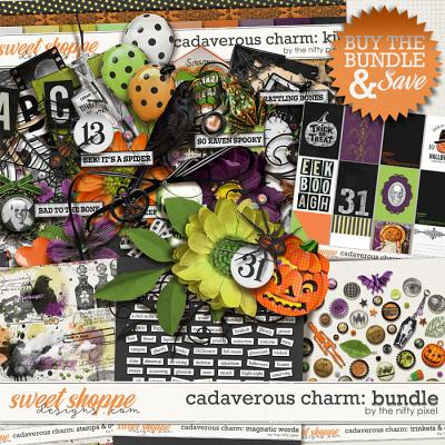CADAVEROUS CHARM | BUNDLE by The Nifty Pixel