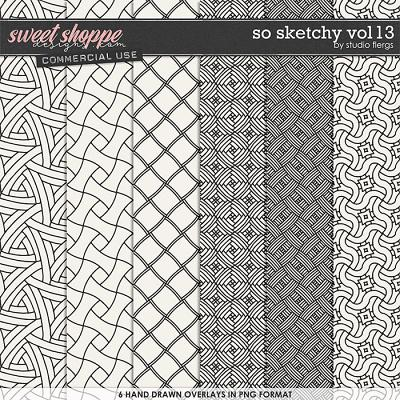 So Sketchy VOL 13 by Studio Flergs