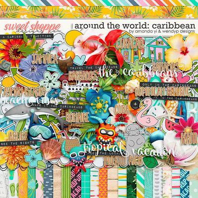 Around the world: Caribbean by Amanda Yi & WendyP Designs