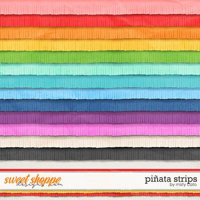 Piñata Strips by Misty Cato