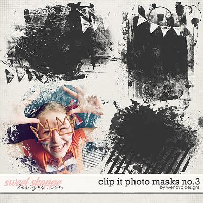 Clip it photo masks No.3 by WendyP Designs