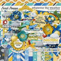 Whatever the Weather Kit by Digilicious Design