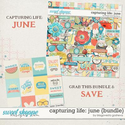 Capturing life: June {bundle} by Blagovesta Gosheva