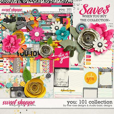 You: 101 Bundle by River Rose Designs & Studio Basic Designs