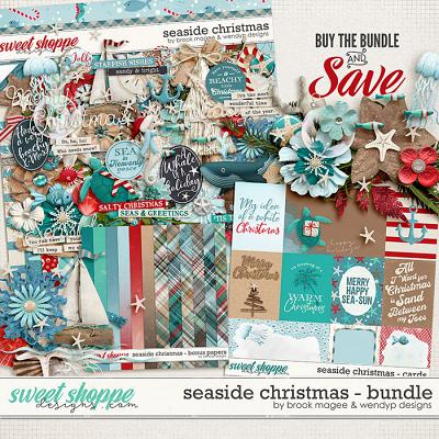 Seaside Christmas - Bundle by Brook Magee & WendyP Designs