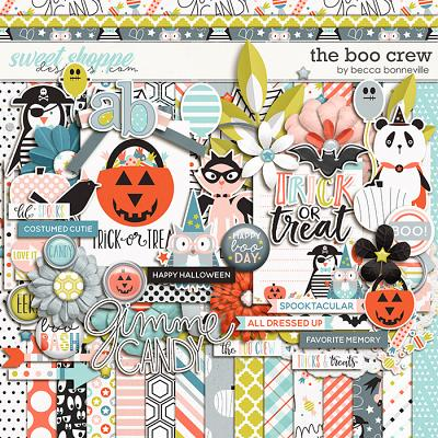 The Boo Crew by Becca Bonneville