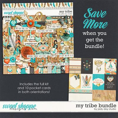My Tribe Bundle by Jady Day Studio