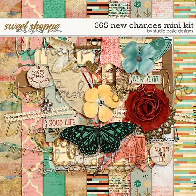 365 New Chances Mini Kit by Studio Basic