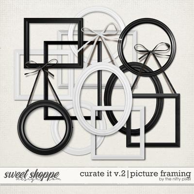 CURATE IT V.2 | PICTURE HANGING by The Nifty Pixel