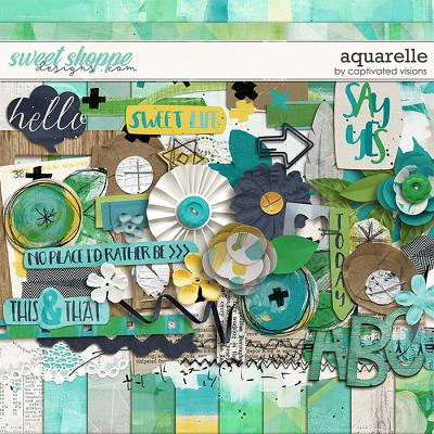 Aquarelle by Captivated Visions