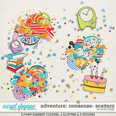 Adventure: Nonsense- SCATTERZ by Studio Flergs
