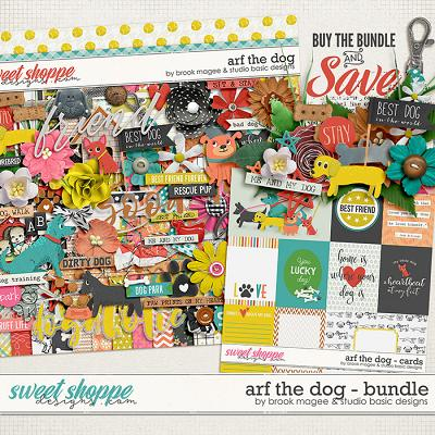 Arf the Dog - Bundle by Brook Magee and Studio Basic Designs
