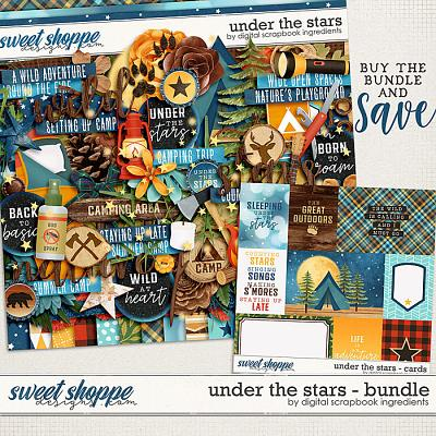 Under The Stars Bundle by Digital Scrapbook Ingredients