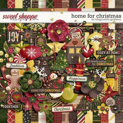 Home for Christmas by Blagovesta Gosheva