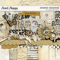 Creme Caramel by Captivated Visions