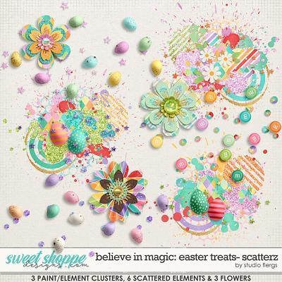 Believe in Magic: EASTER TREATS- SCATTERZ by Studio Flergs