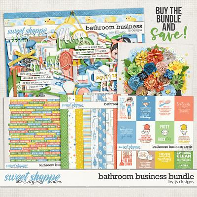 Bathroom Business Bundle by LJS Designs