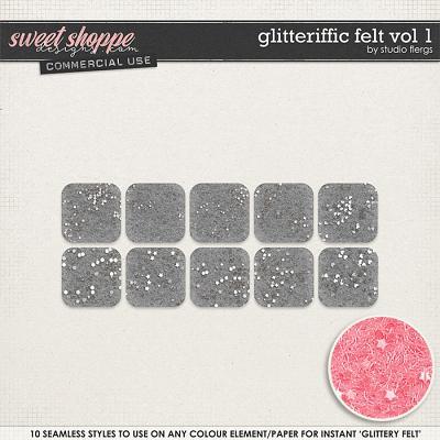 Glitteriffic Felt VOL 1 by Studio Flergs