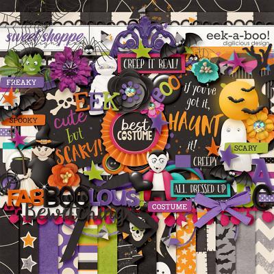 Eek-A-Boo! by Digilicious Design