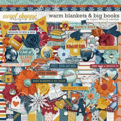 Warm Blankets & Big Books by Sugary Fancy & WendyP Designs