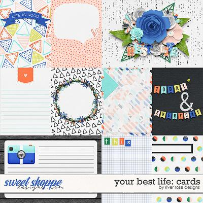 Your Best Life: Cards by River Rose Designs