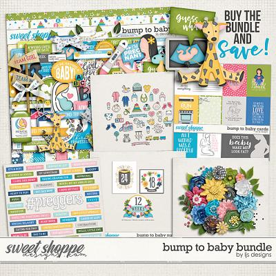 Bump To Baby Bundle by LJS Designs