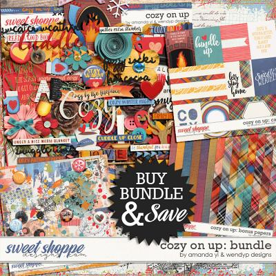 Cozy on up - Bundle by Amanda Yi and WendyP Designs