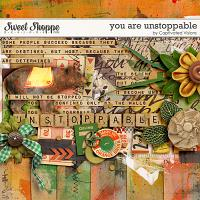 You Are Unstoppable by Captivated Visions
