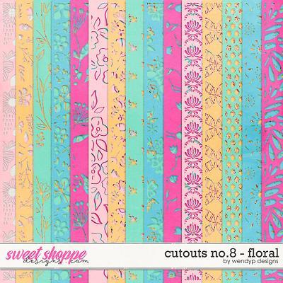 Cutouts no.8 - Floral by WendyP Designs