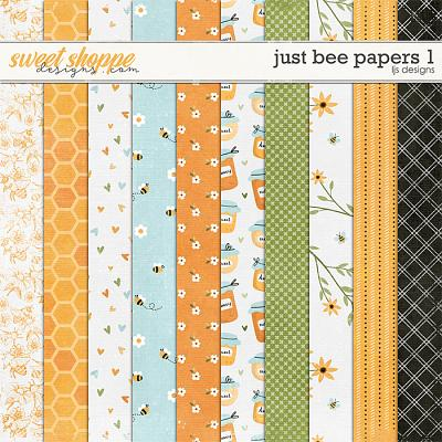 Just Bee Papers by LJS Designs