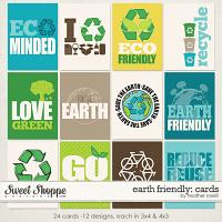 Earth Friendly: Cards by Heather Roselli