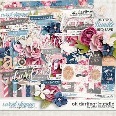Oh Darling: Bundle by Kristin Cronin-Barrow