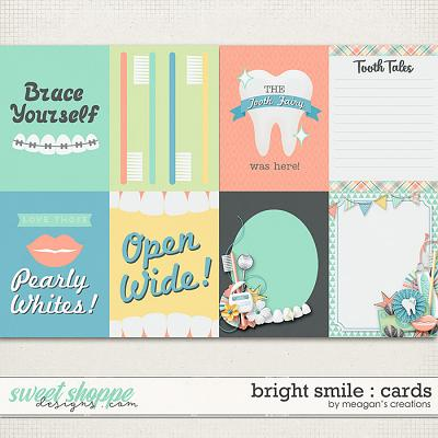 Bright Smile : Cards by Meagan's Creations