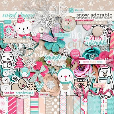 Snow Adorable by Amanda Yi Designs & Meghan Mullens