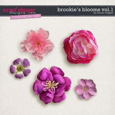 Brookie's Blooms Vol.1 - CU - by Brook Magee