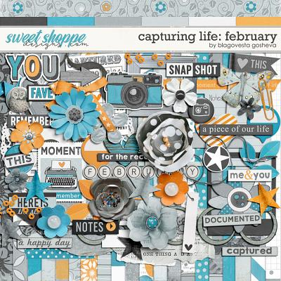 Capturing life: February by Blagovesta Gosheva