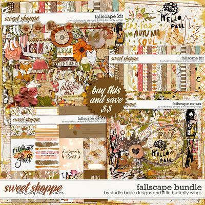 Fallscape Bundle by Studio Basic and Little Butterfly Wings