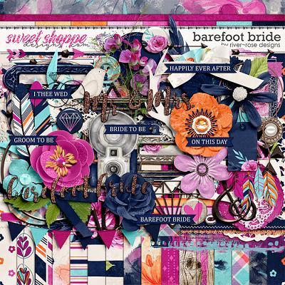 Barefoot Bride Kit by River Rose Designs